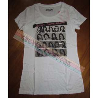 [LAST 1][CRAZY DEAL 90% OFF FROM ORIGINAL PRICE][READY STOCK]GIRLS GENERATION SNSD KOREA SPAO OFFICIAL TSHIRT M SIZE 1PC; ORIGINAL FR KR(PRICE NOT INCLUDE POSTAGE)PLEASE READ DETAILS FOR MORE INFO; POSLAJU:PENINSULAR AREA :RM10/SABAH SARAWAK AREA: RM15