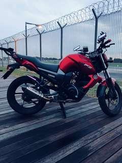 *TEST* Yamaha FZ16