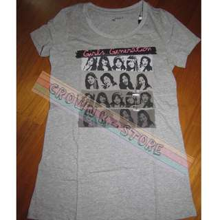 [CRAZY DEAL 90% OFF FROM ORIGINAL PRICE][READY STOCK]GIRLS GENERATION SNSD KOREA SPAO OFFICIAL TSHIRT M SIZE 1PC; ORIGINAL FR KR(PRICE NOT INCLUDE POSTAGE)PLEASE READ DETAILS FOR MORE INFO; POSLAJU:PENINSULAR AREA :RM10/SABAH SARAWAK AREA: RM15