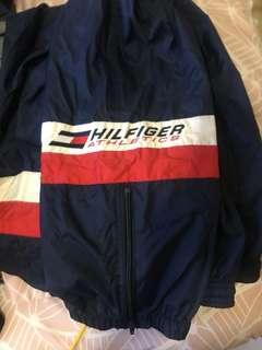 Authentic Tommy Hilfiger windbreaker pants