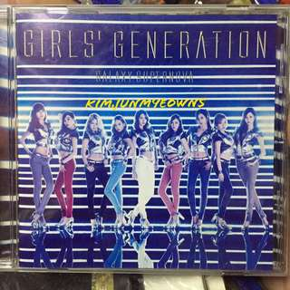Girls' Generation SNSD Galaxy Supernova Japanese Album