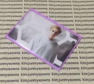 EXO Xiumin Minseok Coming Over Japanese Photocard