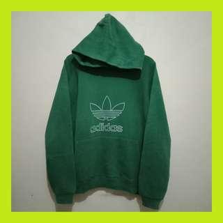 Hoodie Adidas Trefoil Original