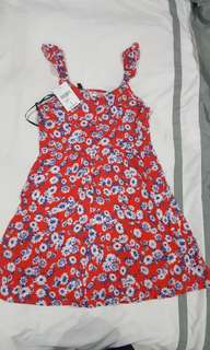 Forver 21 Floral Dress US small Size