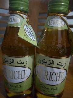 Olive oil / minyak zaitun