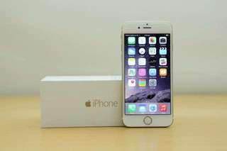 Iphone6 64Gb 金色