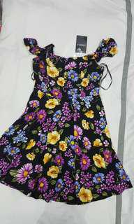 Forever 21 Floral Dress - US small  size