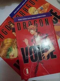 Komik manga - Dragon Voice - Yuriko Nishiyama