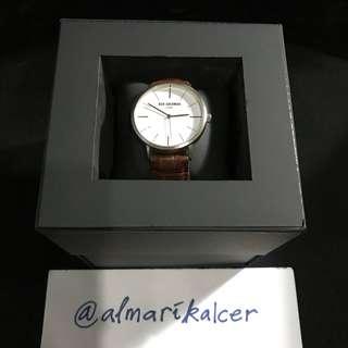 Ben sherman london watches jam tangan pria kulit casual original