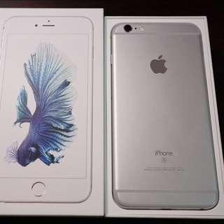 Iphone6s plus 64Gb 銀色