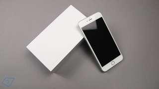 Iphone6 plus 64Gb 銀色