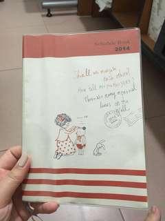 Notebook (Old Scheduler)