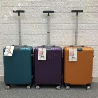 代購32> ELLE Paris 全新4輪8轆 旅行箱 行理喼 旅行喼20吋