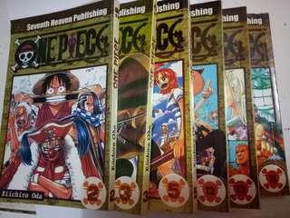 Komik One Piece - Cabutan