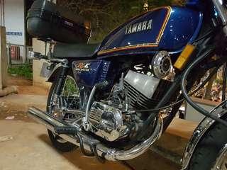 Yamaha RXK 5K-9 Exhaust