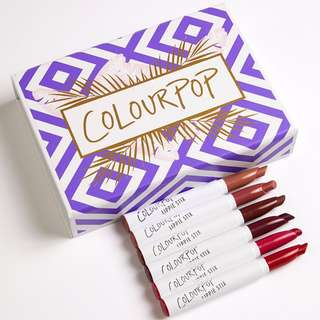 <SALE> BNIP Colourpop Staycation Half Set