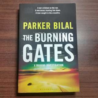 The Burning Gates (Parker Bilal)