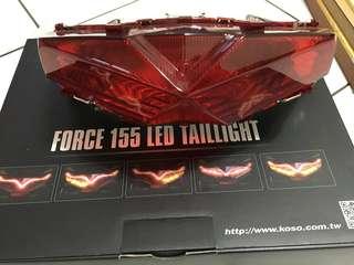 Force原廠尾燈