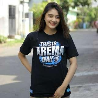 Kaos This is Arema Day