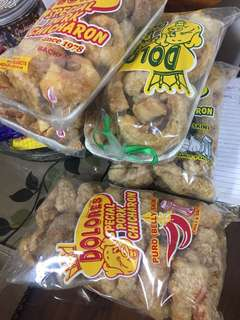 Chicharon/mallows