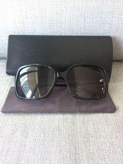 Fendi Diamonte Women's Sunglasses