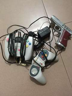 Old School Retro Controller Gaming Set (Power Player)