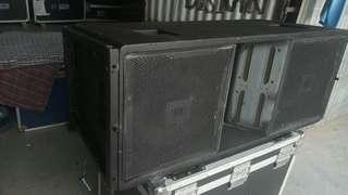 JBL VERTEC 4889 Line Array Loud Speaker System
