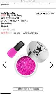 GlamGlow MLP Glitter Face Mask