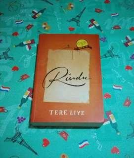 Rindu (original) Tere Liye