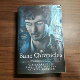 The Bane Chronicles (Cassandra Clare)