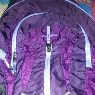 traveling bag/ hawk bag