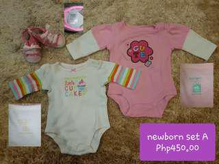 CARTER'S, CHILD OF MINE, PEKKLE, UNICORN Baby Clothes, Shoes and Socks