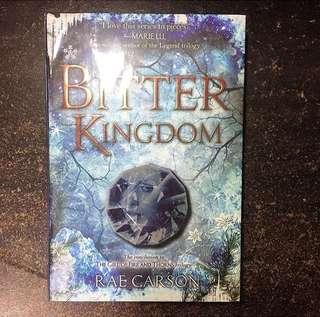 The bitter kingdom HB