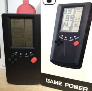 Game Powerbank! (Brickgames and powerbank in ONE!)
