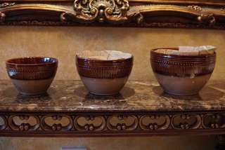 3 Big Serving Bowls (Kitchen) (Plates)