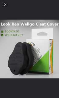 Richy Cleat Cover for Look Keo Road Bike shoes
