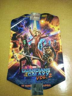 Marvel Guardians of the Galaxy Vol.2, Poster