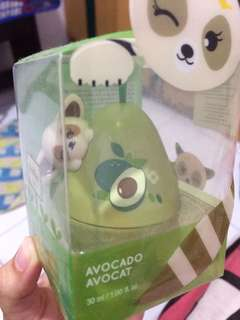 hand body avocado