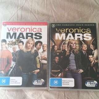 Veronica Mars season 2 + 3