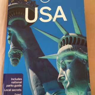 USA Lonely Planet 2014
