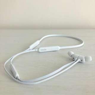 BeatsX 無線藍牙入耳式耳機 (白色) Wireless Earphone (White)
