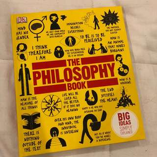 DK's The Philosophy Book