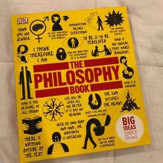DK's The Philosophy Book