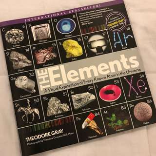 Book of Elements by Theodore Gray
