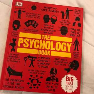 DK's The Psychology Book