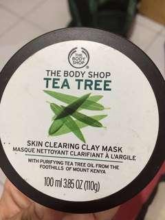Skin Clearing Clay Mask