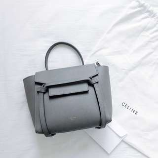 CELINE Belt Bag Nano Size