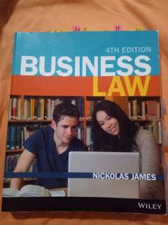 RMIT 2446 Commercial Law Textbook and MORE