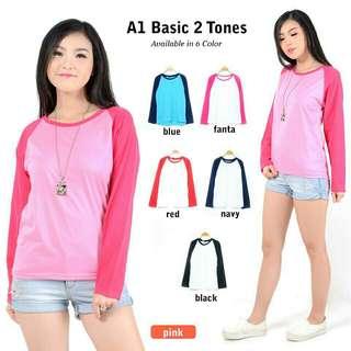 A1 Basic 2 Tone L