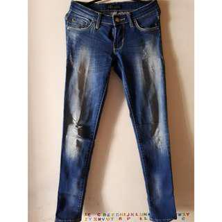 Celana jeans cewek murah